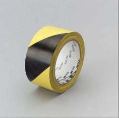 3M黄黑警示胶带